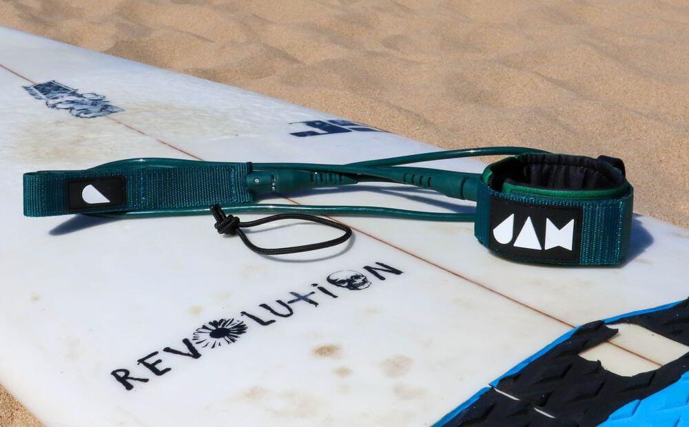 Surfboard Leash Titelbild