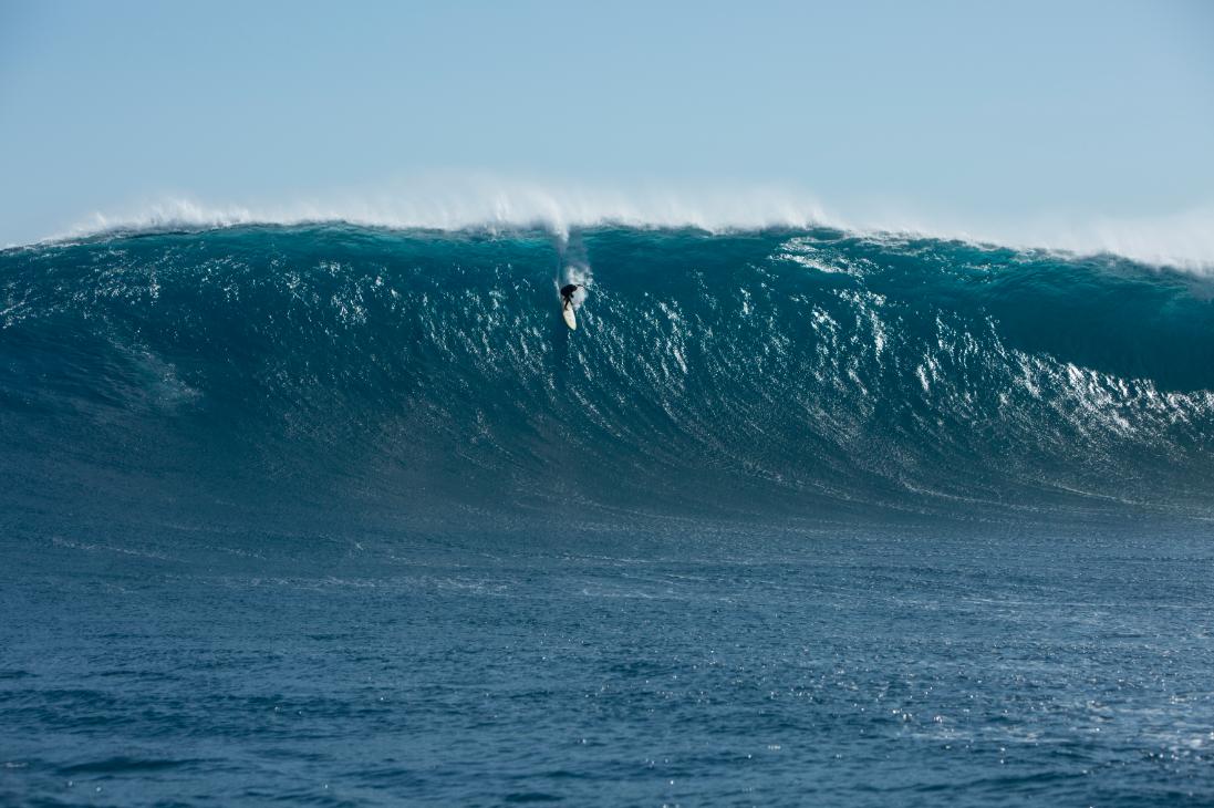 Große Wellen surfen: Tipps vom australischen Big Wave Profi Mark Visser