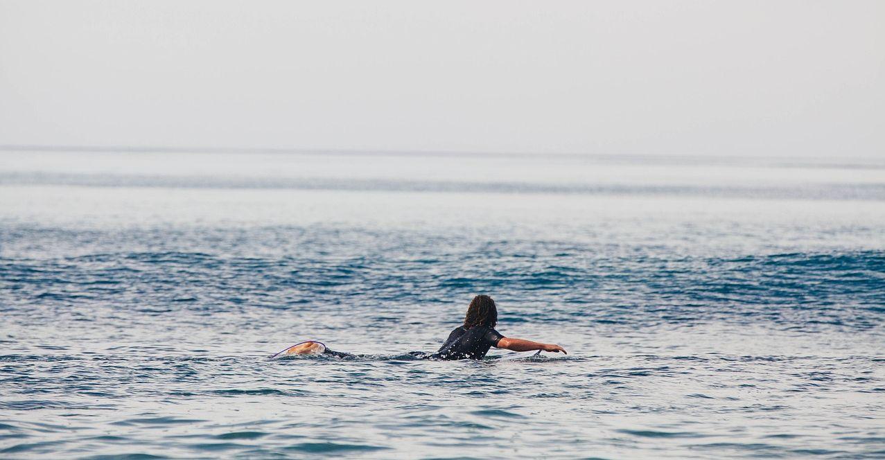 Surf Paddeltechnik