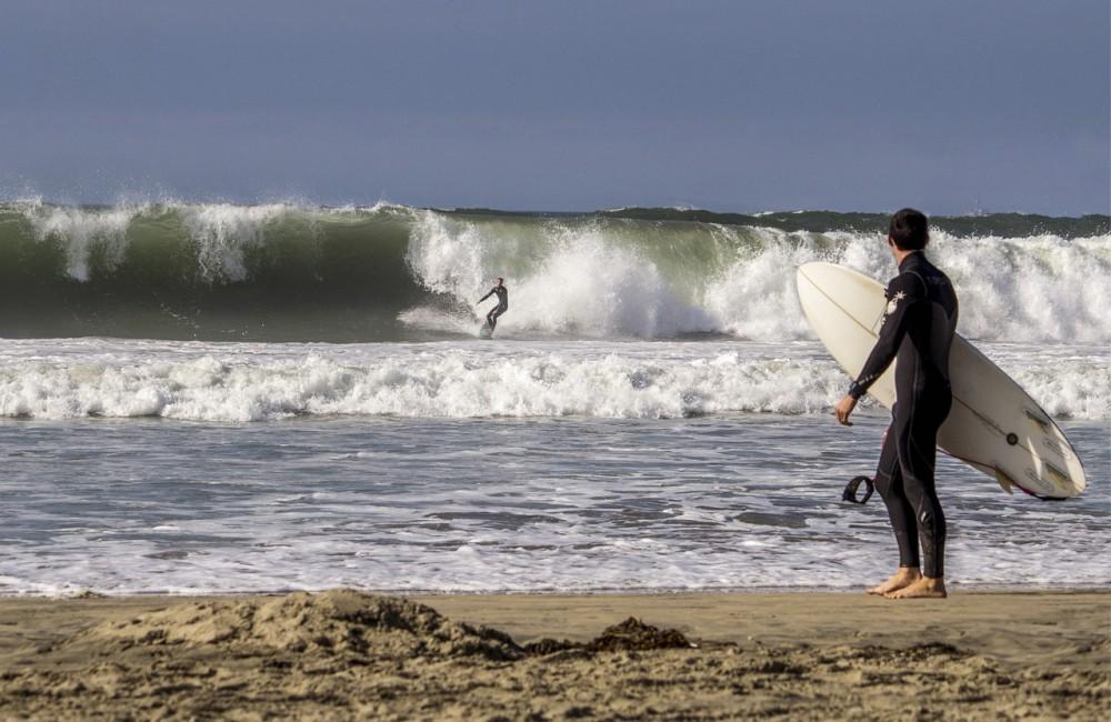 Der Schlüssel zu einer gelungenen Surf Session: Beobachten