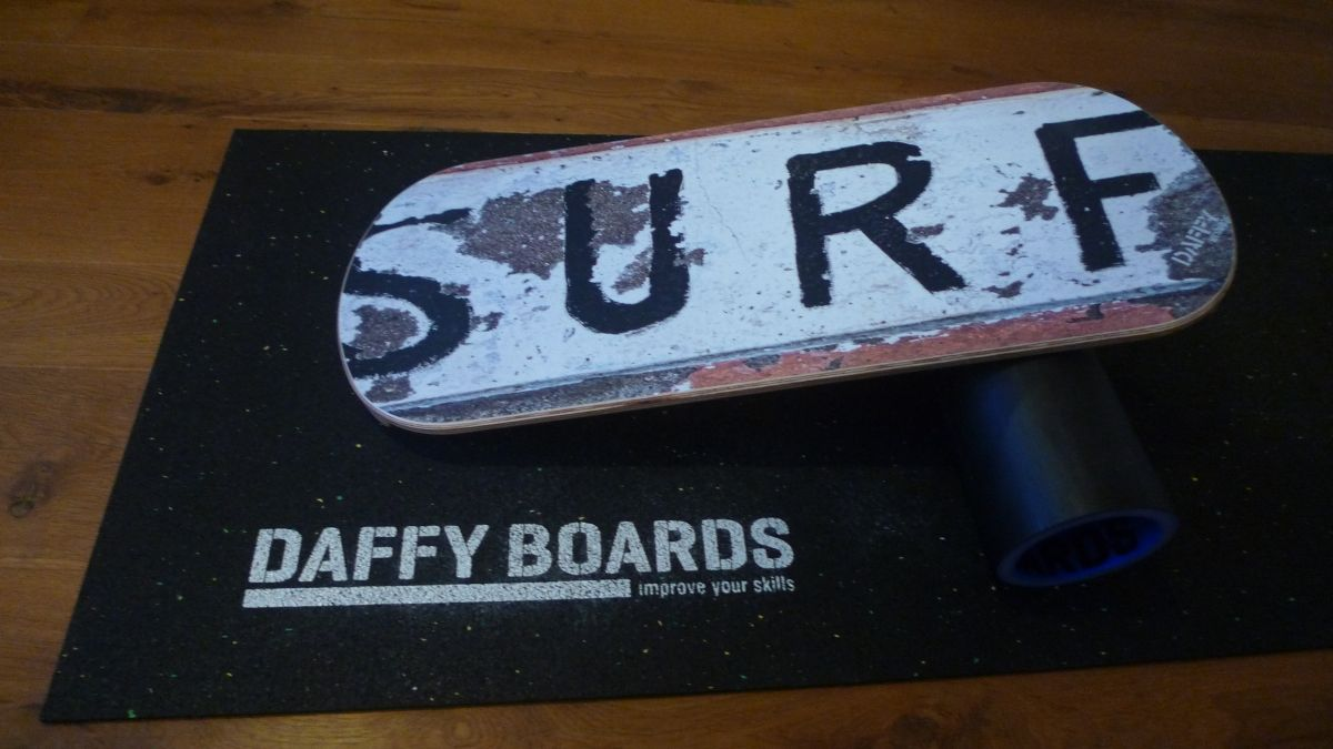 Daffy Board - Surf Balance Board