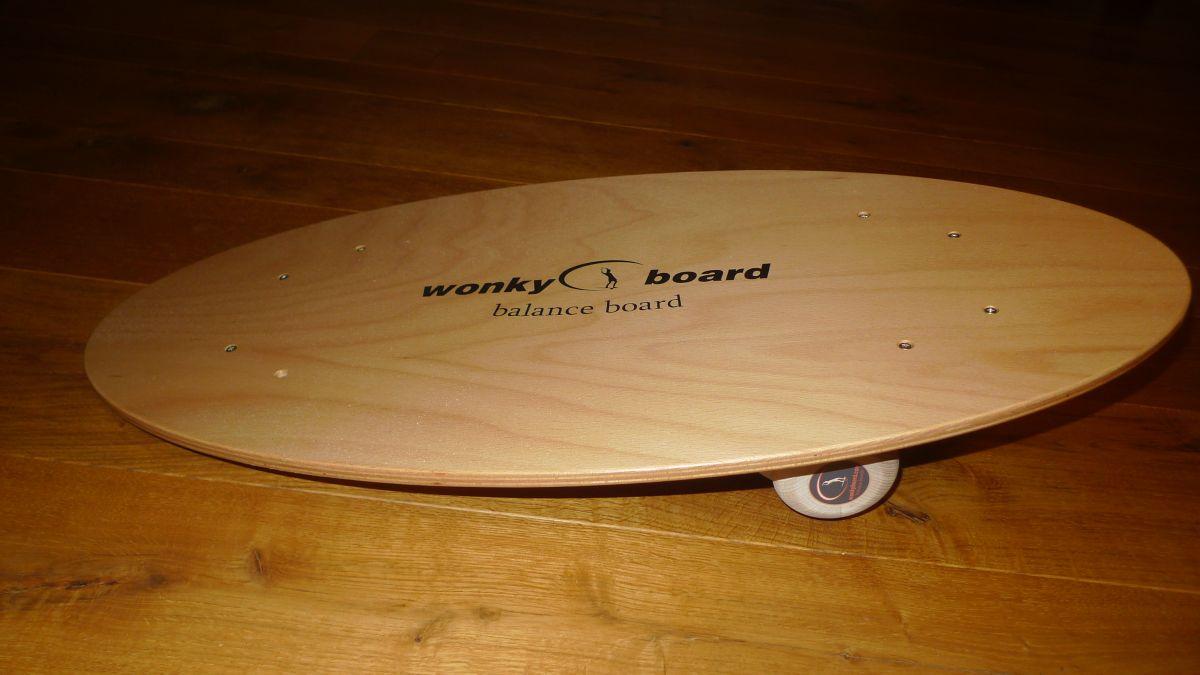 Wonkyboard
