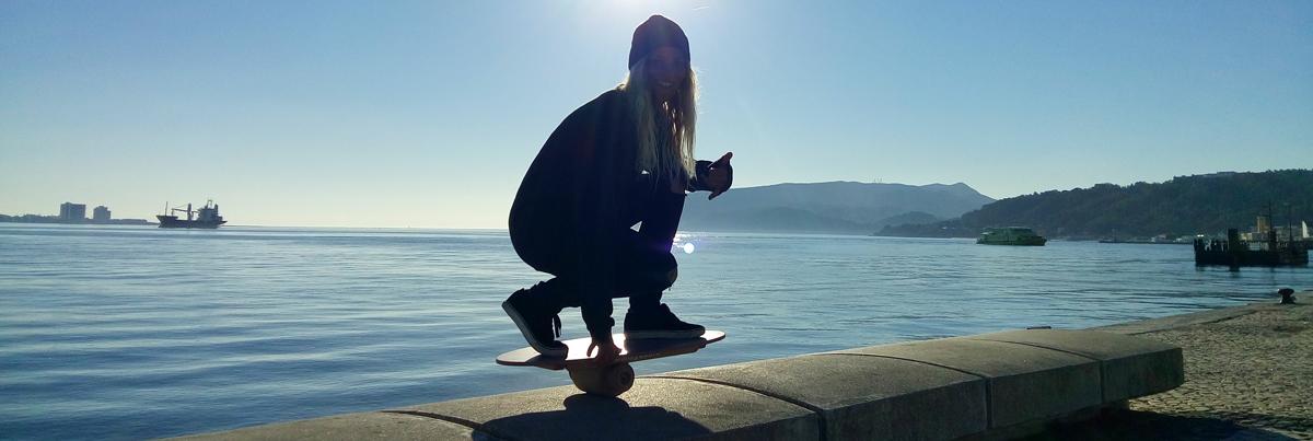 Surf Balance Boards - Wonkyboard