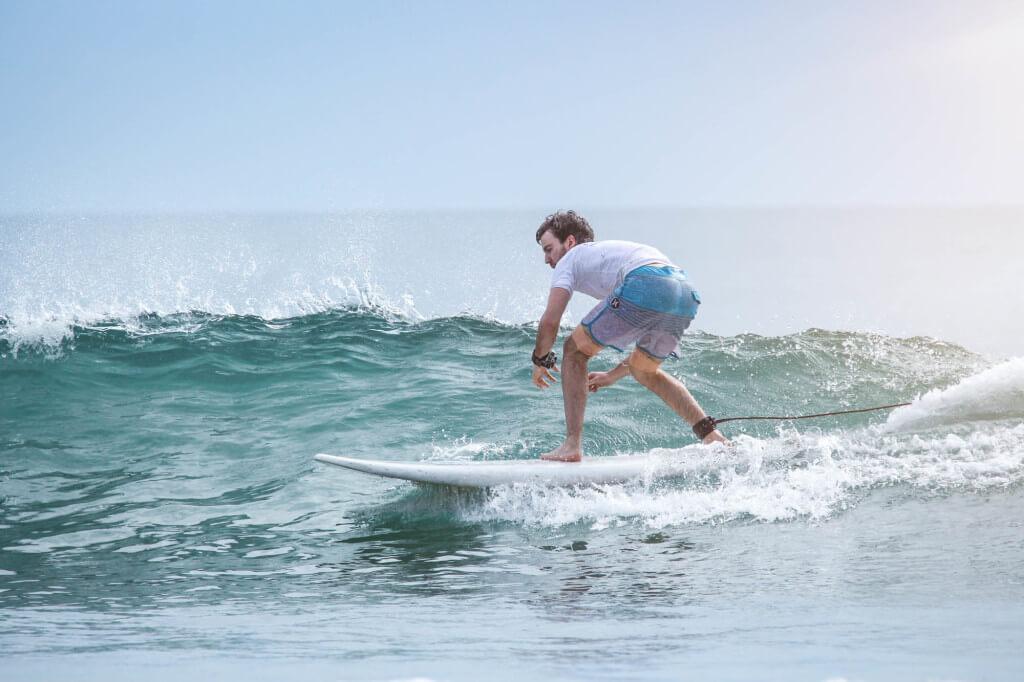 Markus Ranalter - Surfen lernen