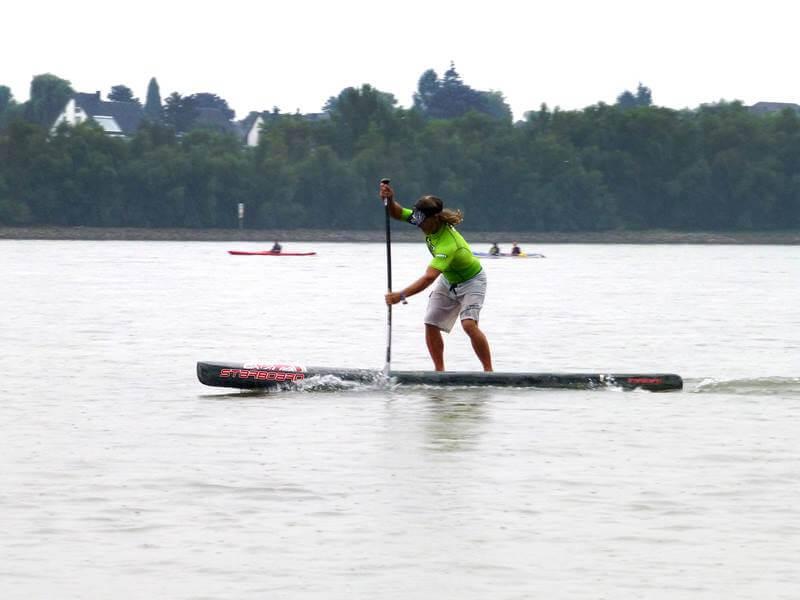 Carsten Kurmis Stand-Up Paddling