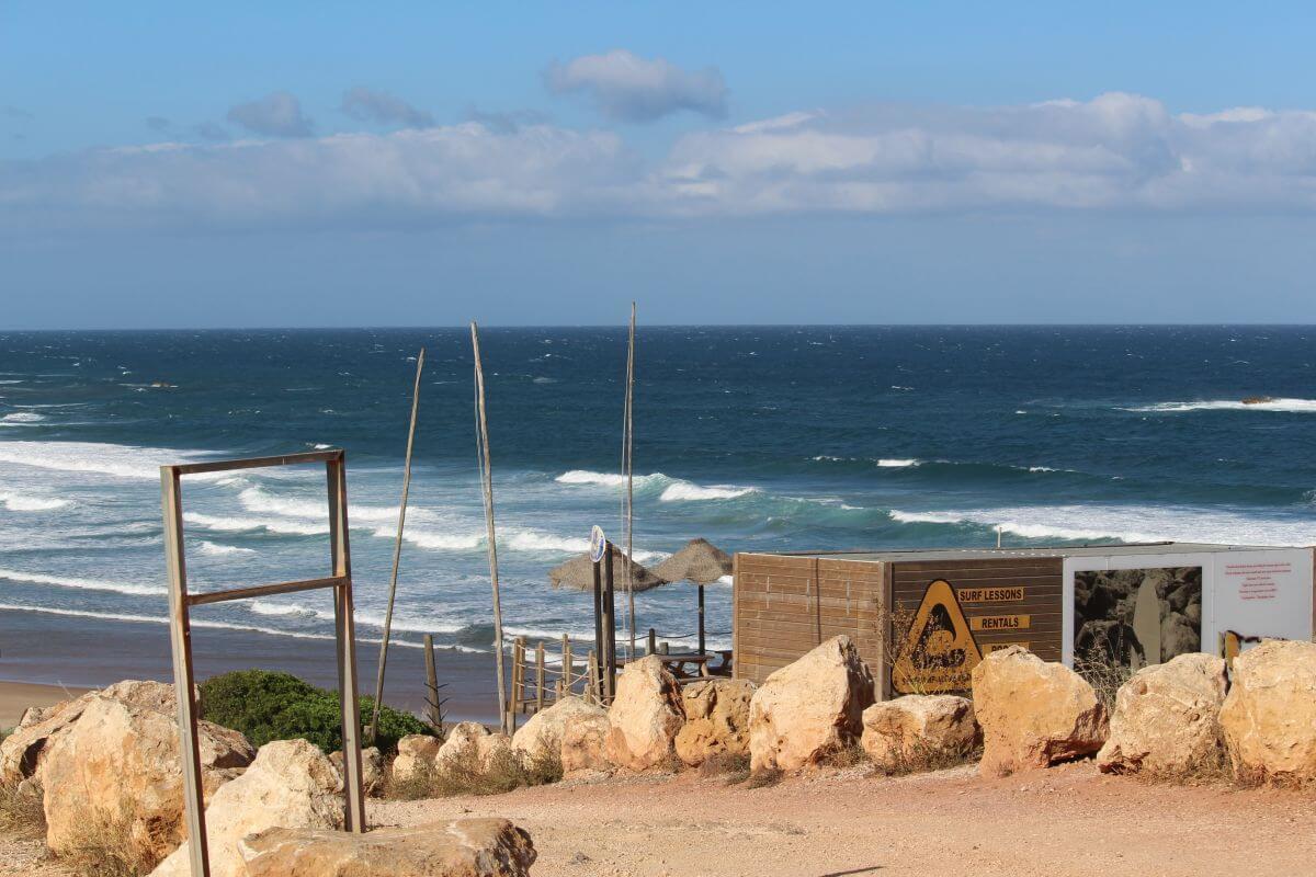Bild Surfen lernen in Portugal