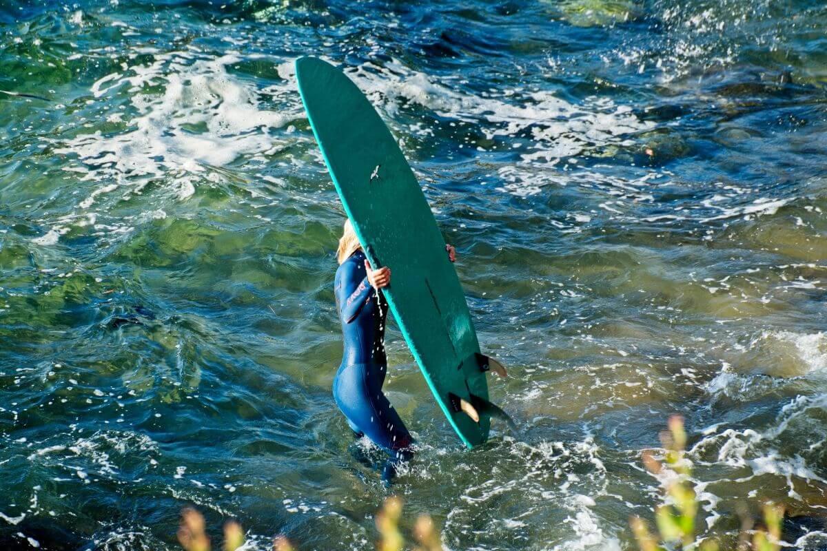 Surfboard kaufen - Entscheidung